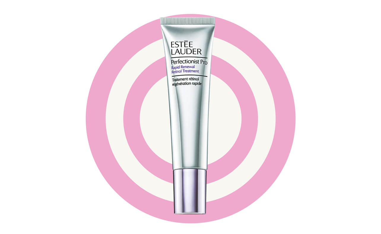 Wrinkles – Estée Lauder Perfectionist Pro Rapid Renewal Retinol Treatment