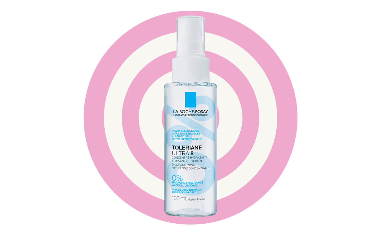 Reduce redness – La Roche-Posay Toleriane Ultra 8 Mist